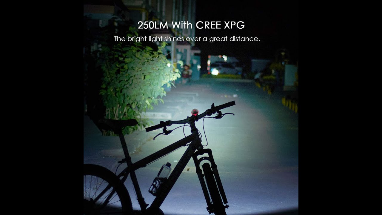 amazon most selling cycle / bicycle horn and light combo rechargeble bike horn most useful cycle