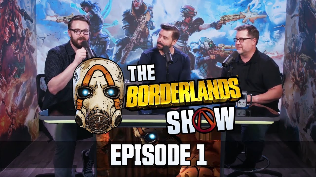 Borderlands 3 - The Borderlands Show: Episode 1 thumbnail