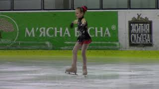 Капленко Диана Kharkov Amatour Open Cup Ladies 2009 FS