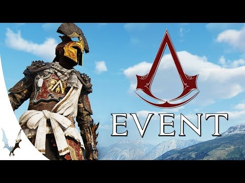 For Honor - Assassin's Creed Crossover Event - EARLY ACCESS thumbnail