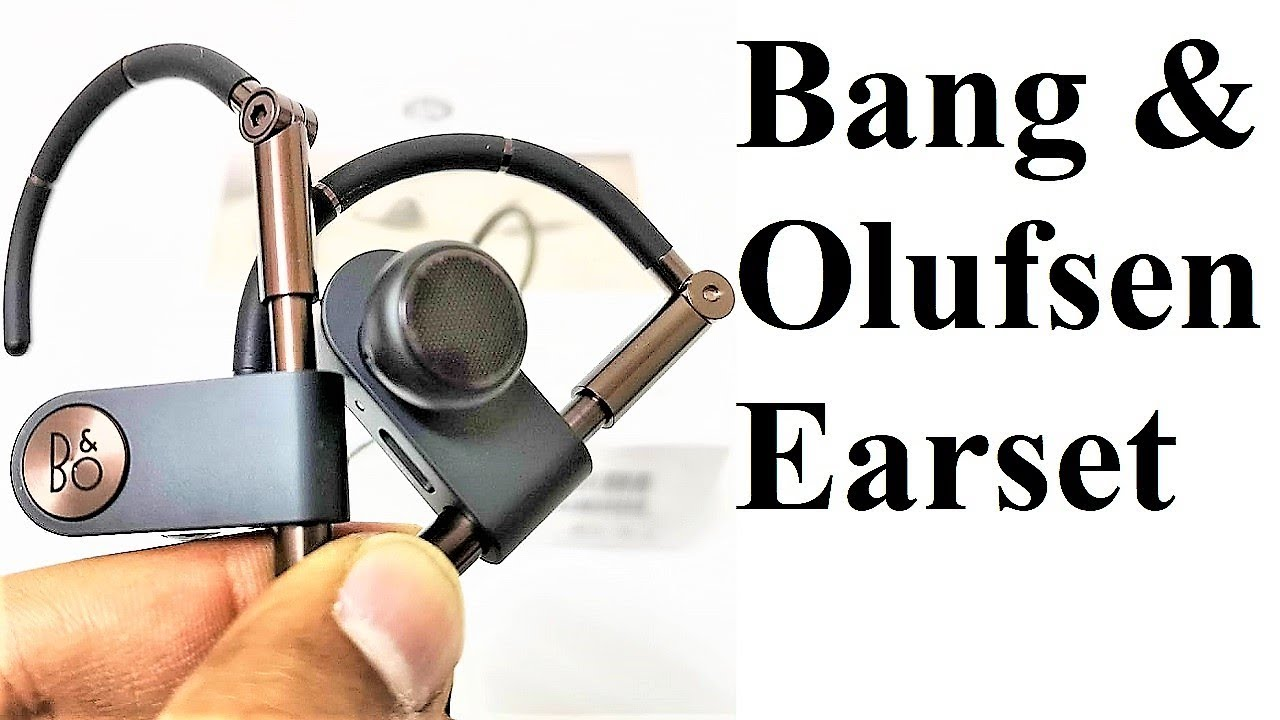 2edacb0cc65 Bang & Olufsen Earset Premium Wireless Earphones Review - The Rich Acoustic  Experience
