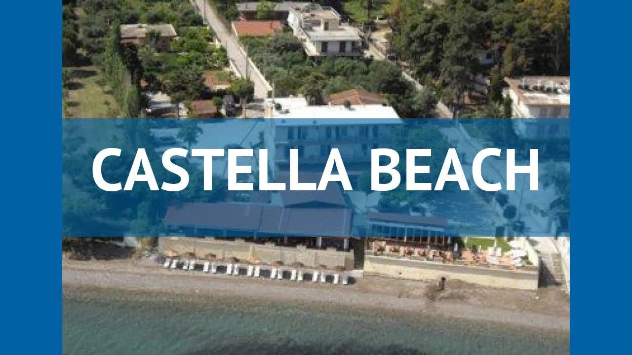 Castella Beach 2 Greciya Peloponnes Obzor Otel Kastella Bich 2