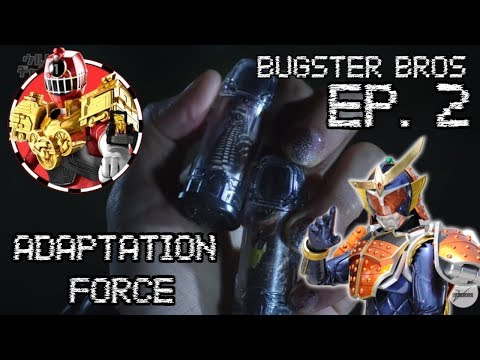 Adaptation Force - Bugster Bros, Ep. 2