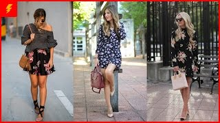 New Fashion Trend   Floral Clothes
