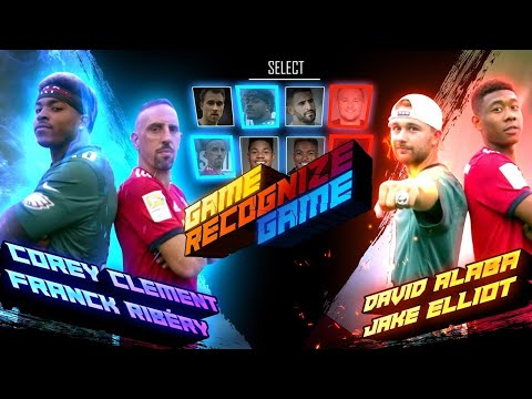 Super Bowl Champs & Bundesliga Champs in a Skills Competition for Football Supremacy   NFL Network