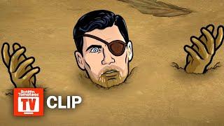 Archer: Danger Island S09E05 Clip | Quicksand | Rotten Tomatoes TV