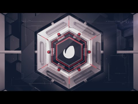hi tech hexagons logo reveal (after effects template) - youtube, Presentation templates