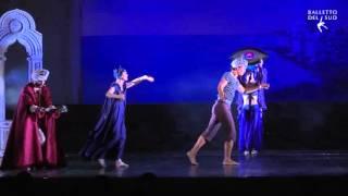 Sheherazade - Indan Guest - Balletto del Sud Carla Fracci. part 5