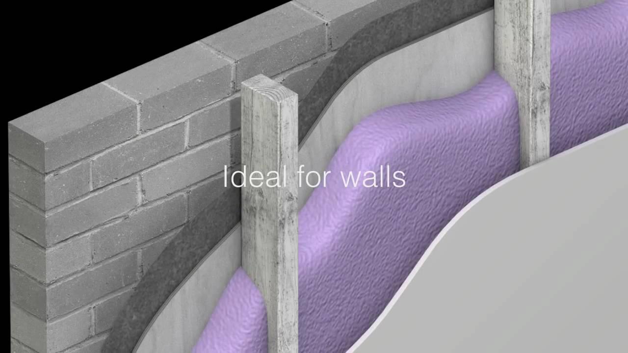Walltite Spray Foam Insulation Mov Youtube
