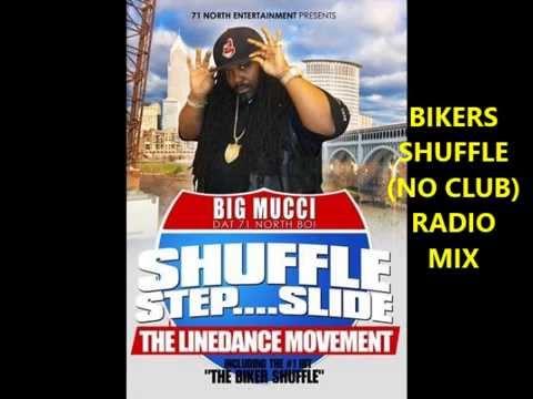 BIKERS SHUFFLE Radio Version (NO CLUB NAMES) AUDIO