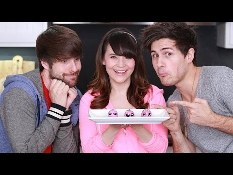 Download VEGAN DONUT BRONUT HOLES ft. Smosh! - NERDY NUMMIES Pictures