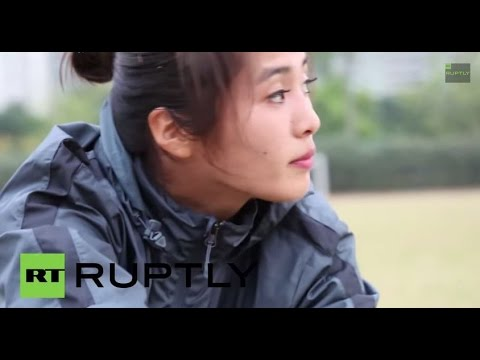 China: This stunning Chinese goalkeeper catches many Asian hearts