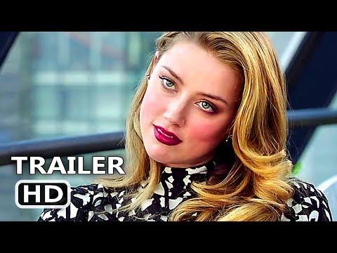 LONDON FIELDS Trailer # 2 (NEW 2018) Amber Heard, Cara Delevingne Movie HD