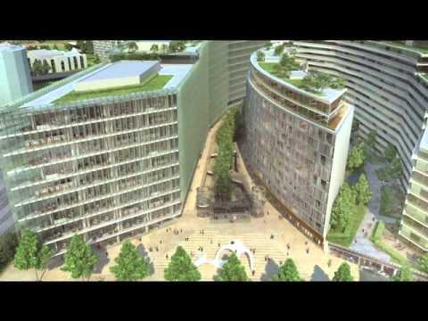 Current Work: Rafael Viñoly, Rafael Viñoly Architects