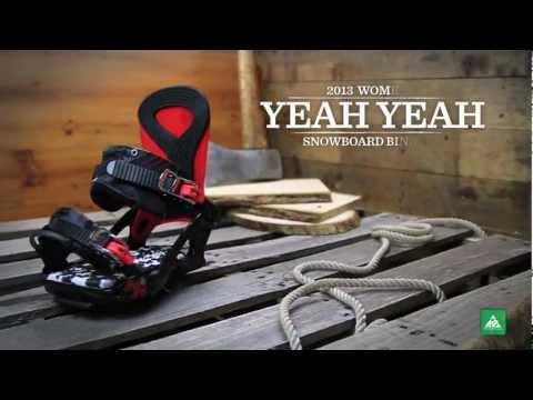 K2 Yeah Yeah Binding 2013 Product Video