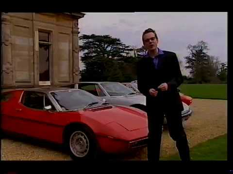 Old Top Gear 2001 - History of Maserati