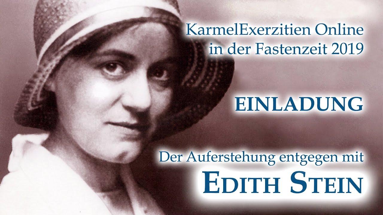 Bildergebnis für Mit Edith Stein durch die Fastenzeit