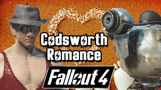 Fallout 4 | Seducing Codsworth | Companion Romance