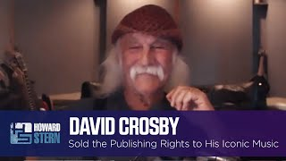 Download Why David Crosby Sold His Publishing Rights