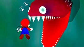 10 Scariest Water Levels In Video Games