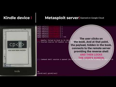 Amazon Kindle Vulnerabilities Could Have Led Threat Actors to Device Control and Information Theft
