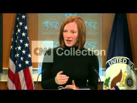 STATE DEPT BFG:FIND AN END TO THIS CONFLICT