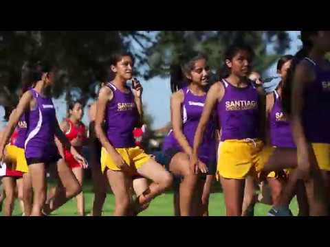Santiago High School 2017 Fall Sports Preview Youtube