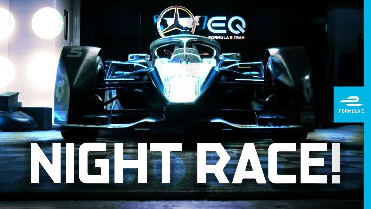 Season 7 Diriyah Race Preview!  | ABB FIA Formula E World Championship