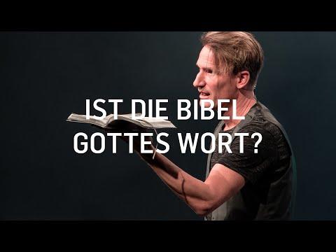 WORDS - Ist Die Bibel Gottes Wort? | Nic Legler DE