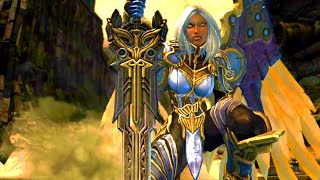Baixar Death Oath of Female Angel Warrior Uriel and Horseman War: Nex Sacramentum (Darksiders)