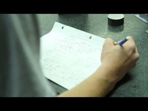Platt Technical High School -Precision Machining - A Day at Work