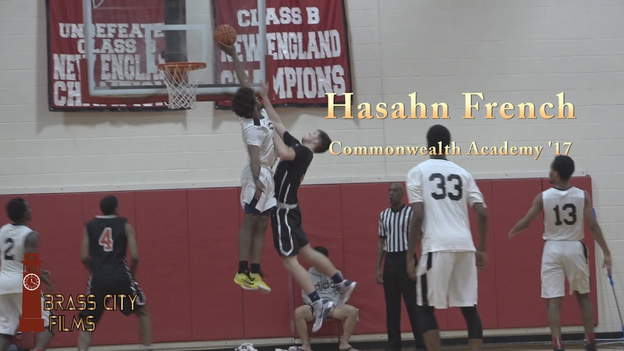 Hasahn French(St. Louis commit) vs South Kent Highlights