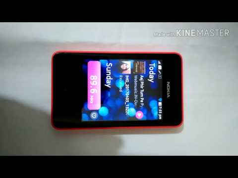 How To Play YouTube/Download Video By Nokia Asha 500/501/502.