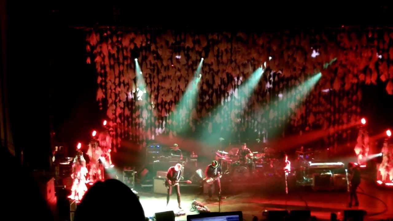 Wilco Impossible Germany Live Arlene Schnitzer - Arnold schnitzer concert hall
