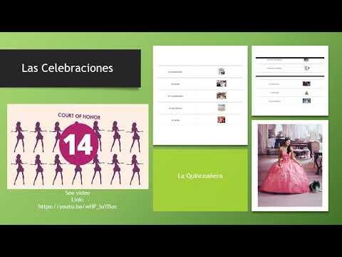 Flvs Spanish 1 Repaso Module 3 Youtube