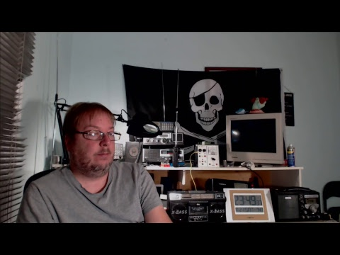 Live Shortwave Radio Show Saturday October 21st 2017