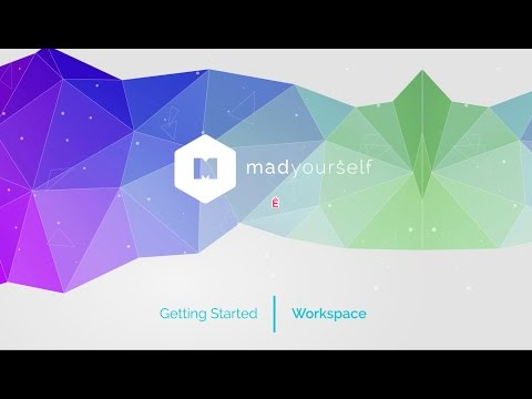 Madyourself - HTML5 Ad Builder - Workspace
