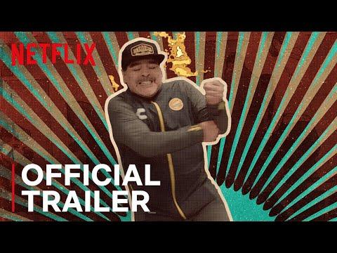 Diego Maradona in Mexico trailer