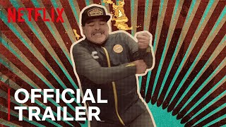 Maradona in Mexico | Official Trailer | Netflix