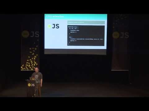 dotJS 2013 - Tim Pietrusky - Sync HTML5 audio with CSS3 animation