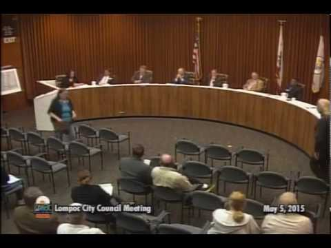 Lompoc City Council 5/5/2015