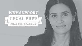 Why Support Legal Prep: Iman Niam