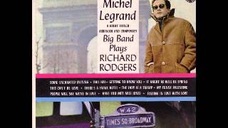 Michel Legrand Orchestra - Getting to Know You ~ Zombies Blunstone Argent