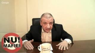 """Emisiunea """"În direct cu Sergiu Mocanu"""" din 9 decembrie 2015"""
