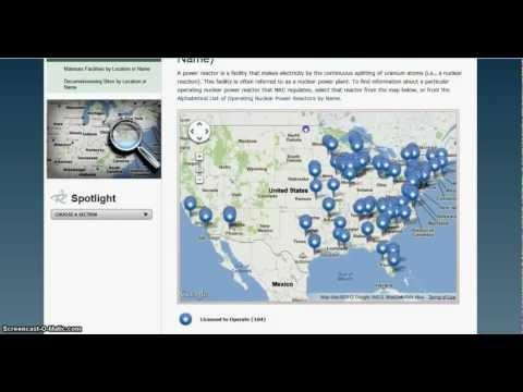 ADDENDUM 2 List of Nuclear Reactors in U.S.