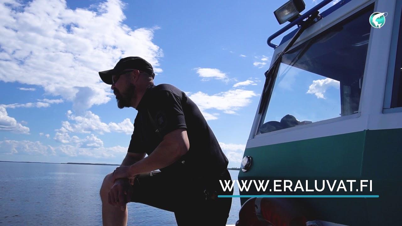 Ainutlaatuisten kalavesiemme valvojat - 1. jakso