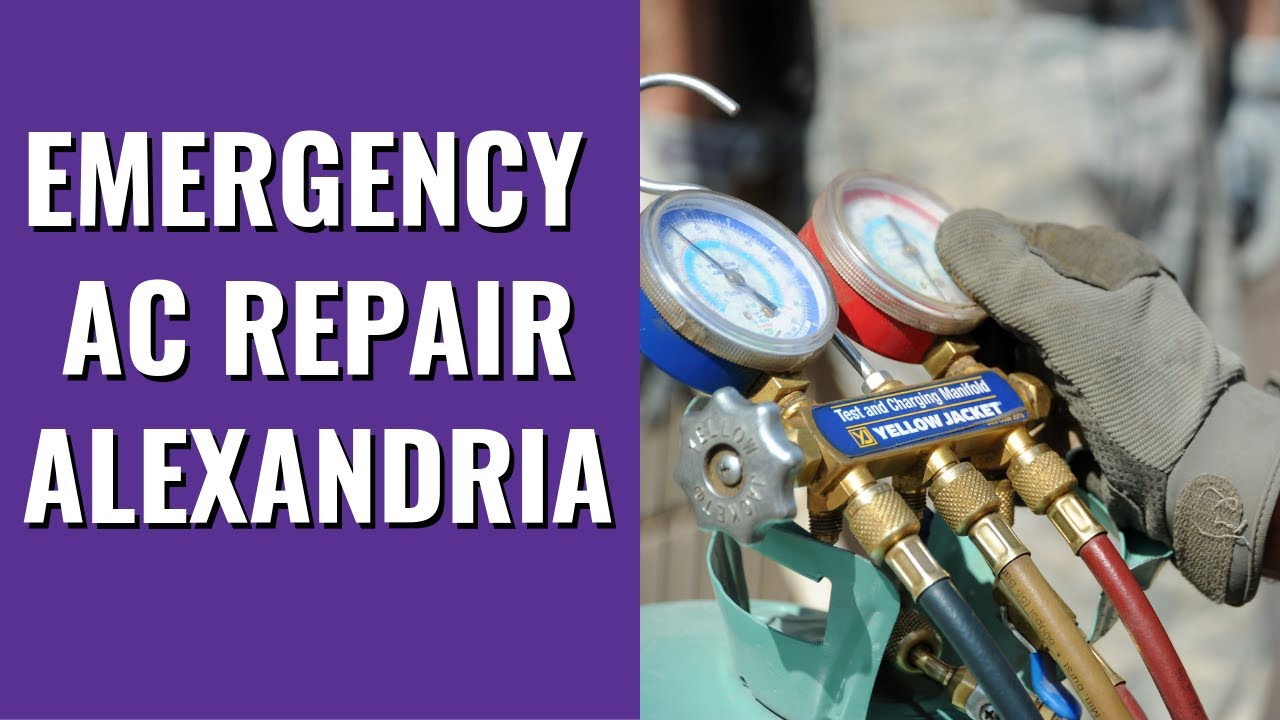 The Single Strategy To Use For Emergency Ac Repair Alexandria