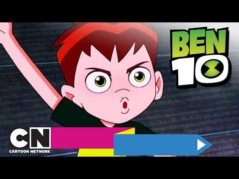 Бен 10 | Обратный отсчёт | Cartoon Network