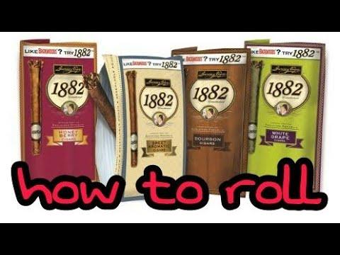 How to roll Garcia Vega 1882