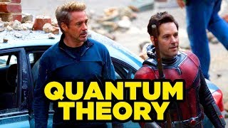 Ant-Man & Wasp AVENGERS 4 Connections! #NerdTalk